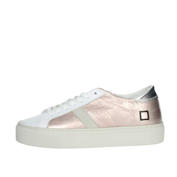 D.a.t.e. Shoes Sneakers Light dusty pink E20-92