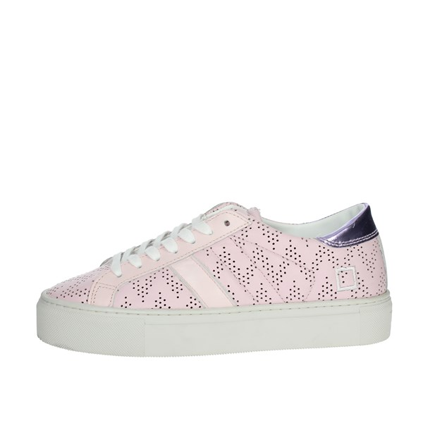 D.a.t.e. Shoes Sneakers Rose E20-86