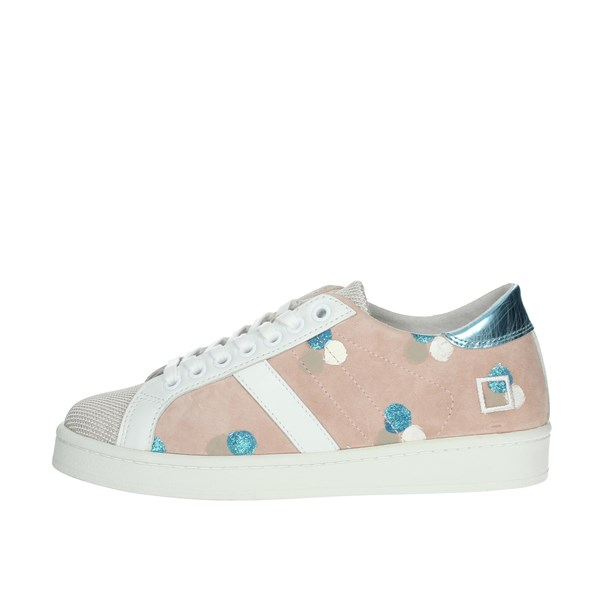 D.a.t.e. Shoes Sneakers Rose E20-72