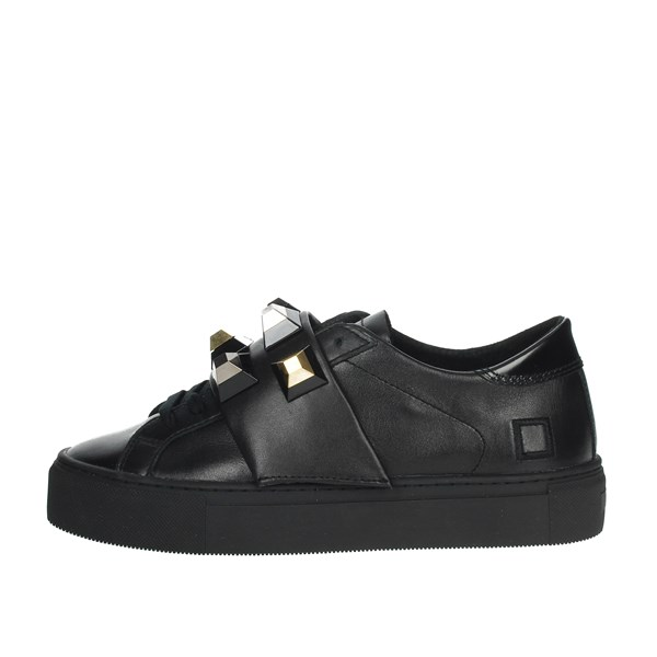 D.a.t.e. Shoes Sneakers Black E20-64