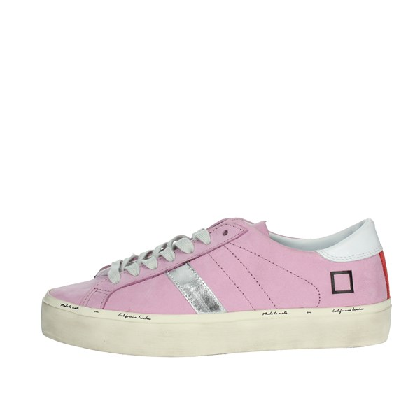 D.a.t.e. Shoes Sneakers Rose E20-102