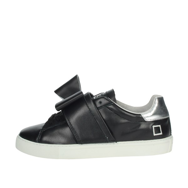 D.a.t.e. Shoes Sneakers Black E20-70