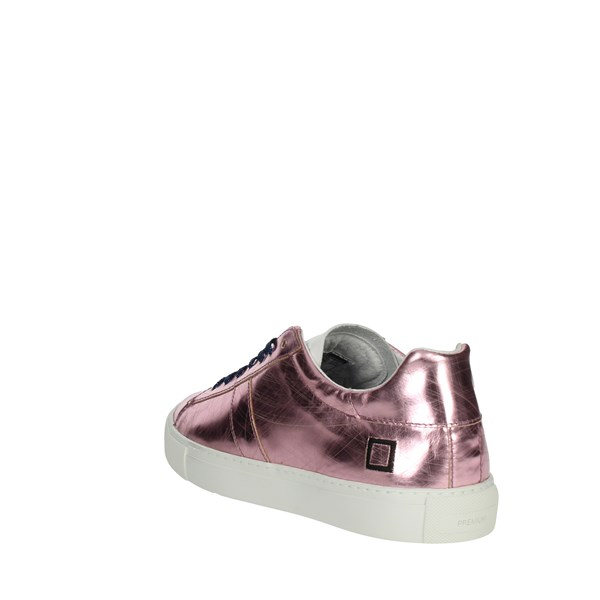 D.a.t.e. Shoes Sneakers Rose E20-68