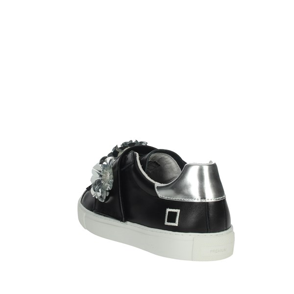 D.a.t.e. Shoes Sneakers Black E20-69