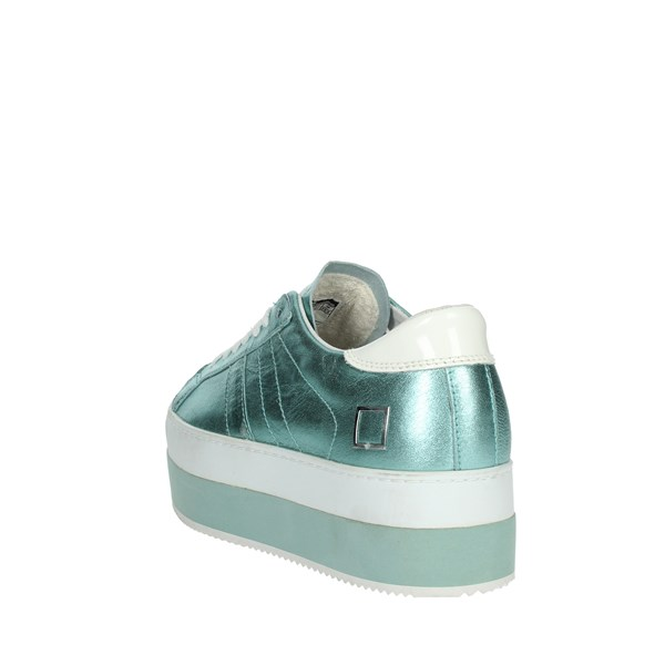 D.a.t.e. Shoes Sneakers Aqua E20-80