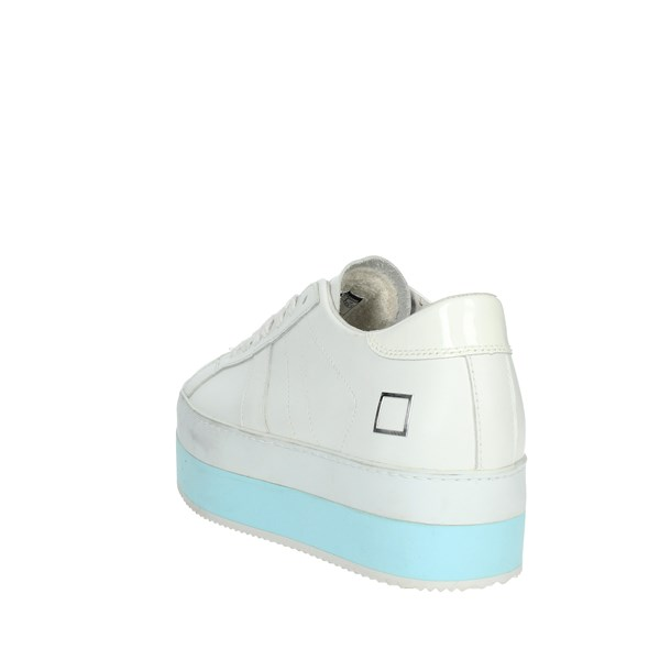 D.a.t.e. Shoes Sneakers White E20-81
