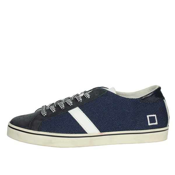D.a.t.e. Shoes Sneakers Blue E20-157