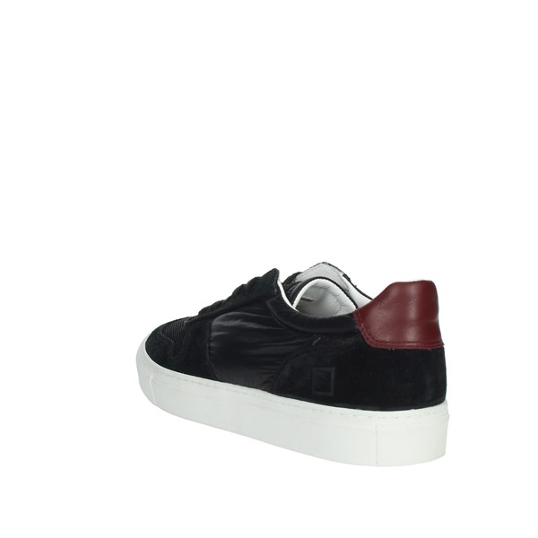 D.a.t.e. Shoes Sneakers Black E20-175