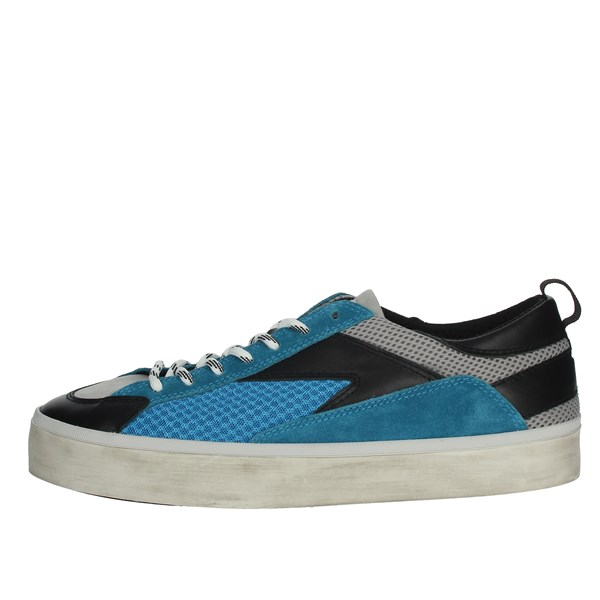 D.a.t.e. Shoes Sneakers Light Blue E20-138