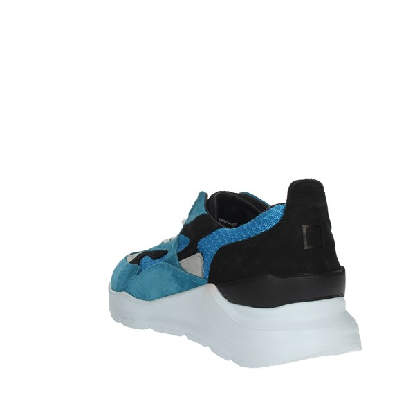 D.a.t.e. Shoes Sneakers Light Blue E20-118