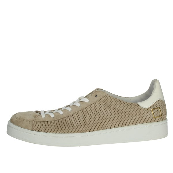 D.a.t.e. Shoes Sneakers Beige E20-159