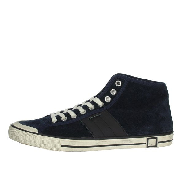 D.a.t.e. Shoes Sneakers Blue E20-126
