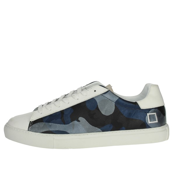 D.a.t.e. Shoes Sneakers Blue E20-143