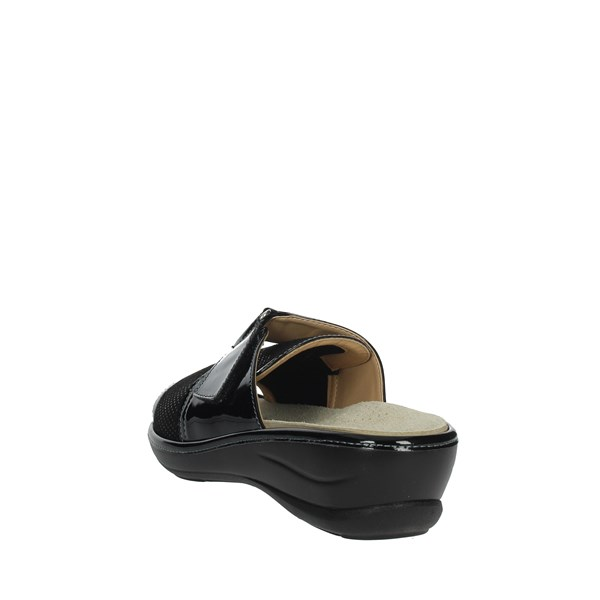 Novaflex Shoes Clogs Black DAISY