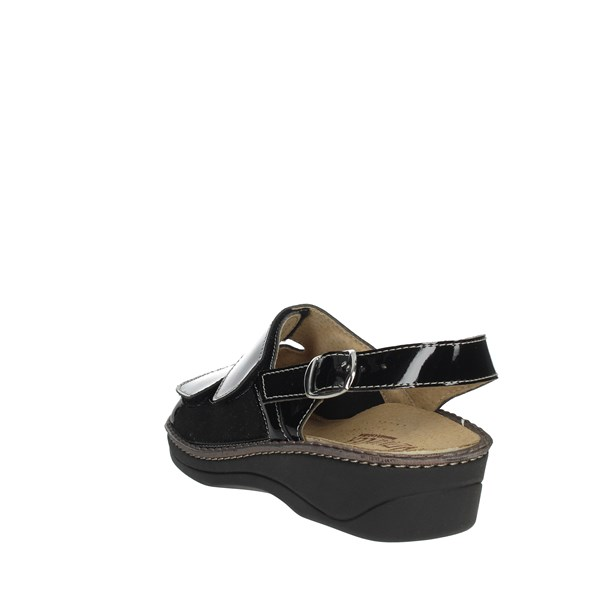 Novaflex Shoes Sandal Black GERALDINA