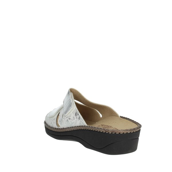 Novaflex Shoes slippers Silver GINEVRA