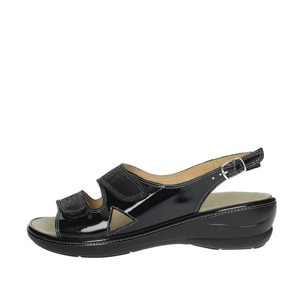 Novaflex Shoes Sandal Black COSTANZA