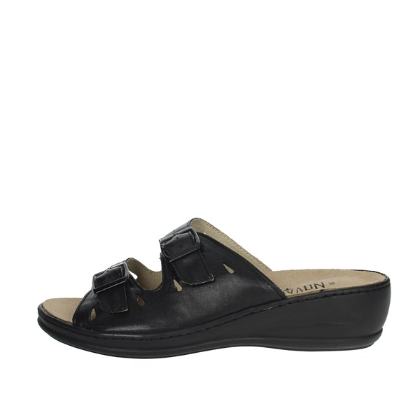 Novaflex Shoes Clogs Black MARZIA