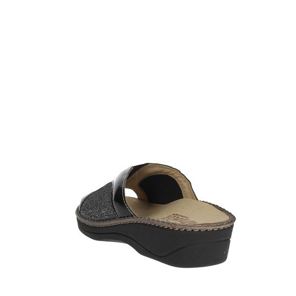 Novaflex Shoes Clogs Charcoal grey GIUSEPPINA