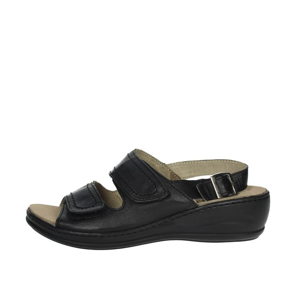 Novaflex Shoes Sandal Black MARTINA