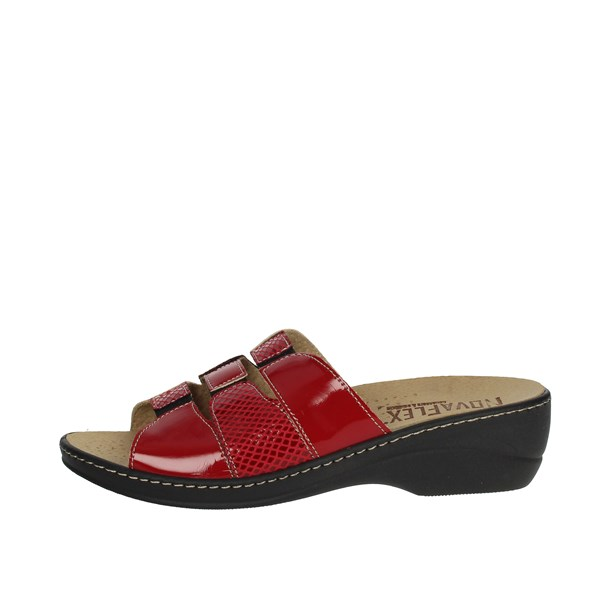 Novaflex Shoes slippers Red FLAMINIA