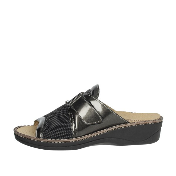 Novaflex Shoes slippers Charcoal grey GRAZIANA
