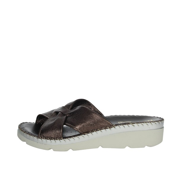 Novaflex Shoes Clogs Charcoal grey AMINA