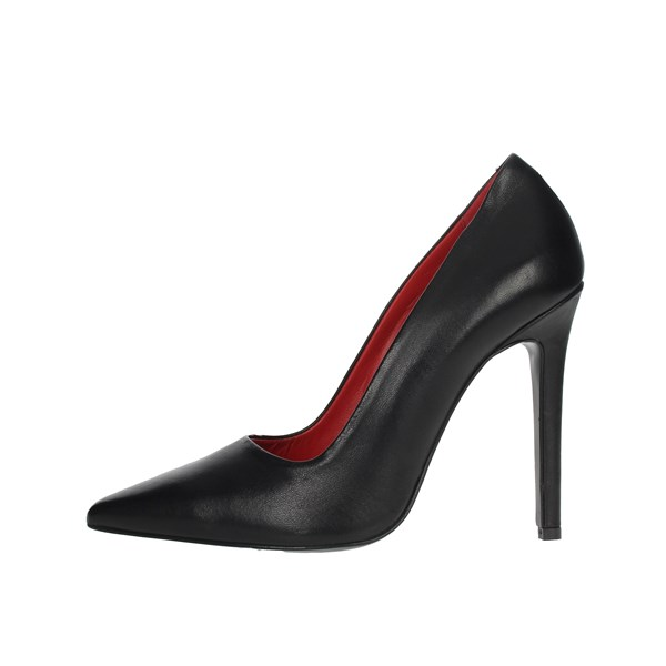 Elena Del Chio Shoes Heels' Black 22193