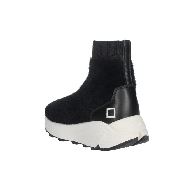 D.a.t.e. Shoes Sneakers Black DAFNE-25I