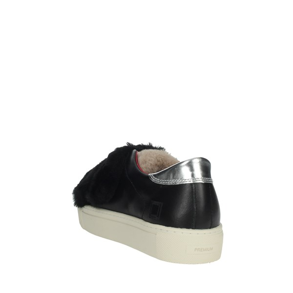 D.a.t.e. Shoes Sneakers Black VERTIGO-26I