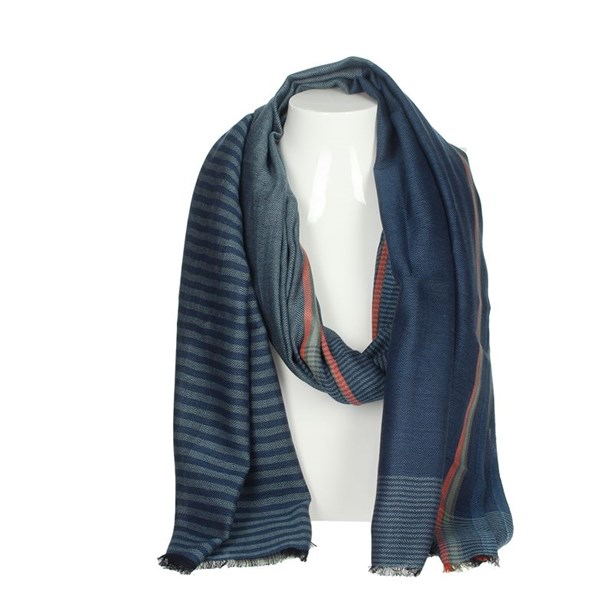 La Martina Accessories Scarves Blue SCR 12273