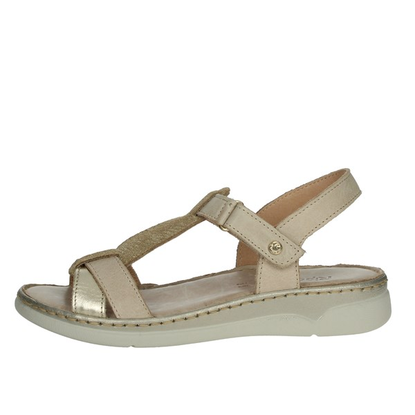 Riposella Shoes Sandals Beige 40737