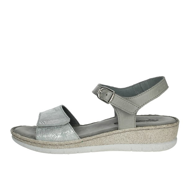 Riposella Shoes Sandals Silver 6269
