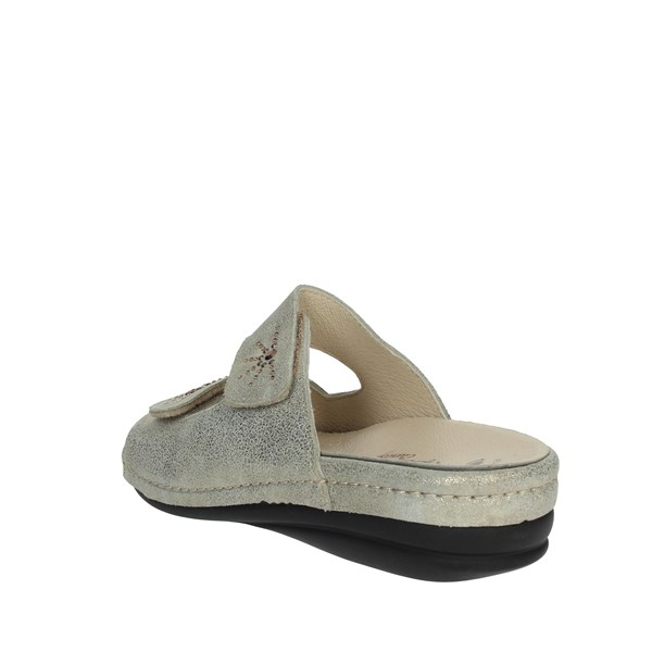 Riposella Shoes slippers Platinum  9511