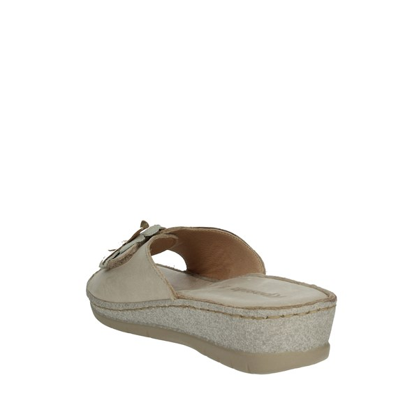 Riposella Shoes slippers Beige 6290