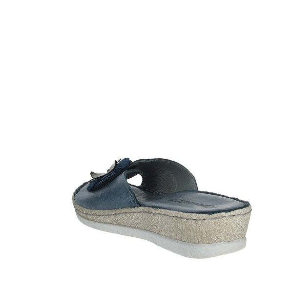 Riposella Shoes slippers Blue 6290