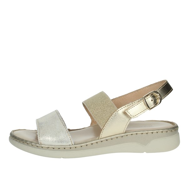 Riposella Shoes Sandals Platinum  40747