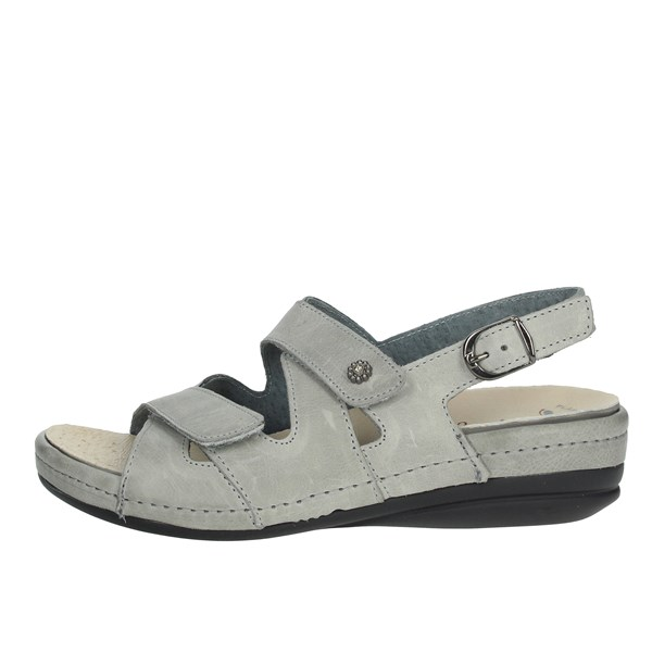 Riposella Shoes Sandals Grey 9509