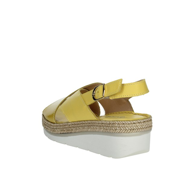 Riposella Shoes Sandals Yellow 10729