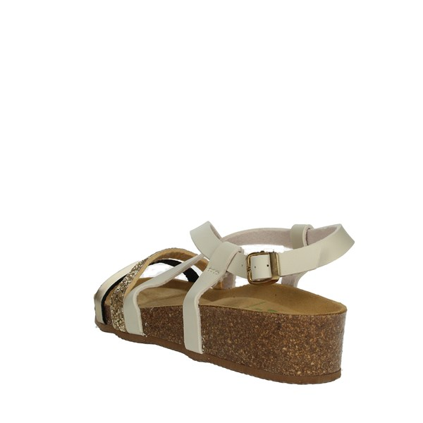 Riposella Shoes Sandals Platinum  19630