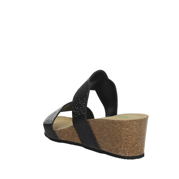Riposella Shoes slippers Black 19511