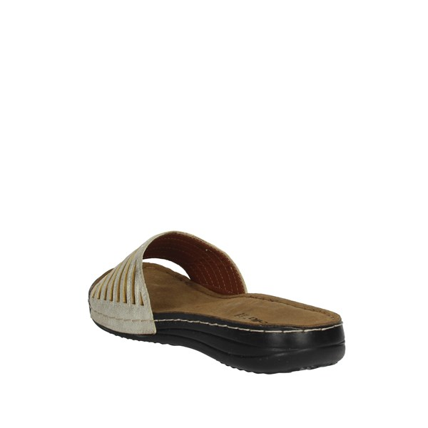 Riposella Shoes slippers Platinum  5792