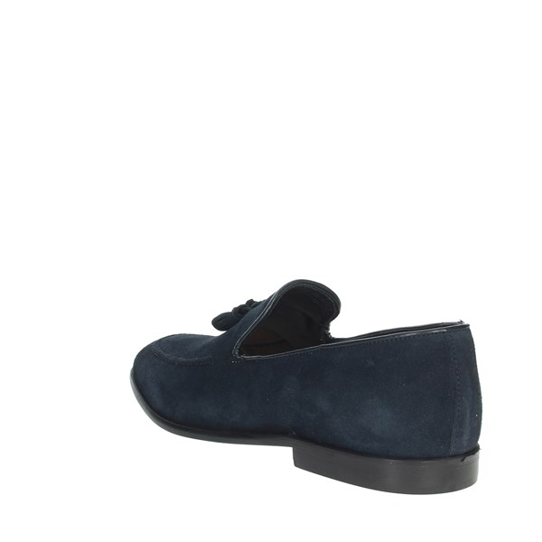 Antony Sander Shoes Loafers Blue 23125