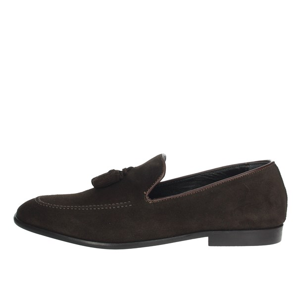 Antony Sander Shoes Loafers Brown 23125