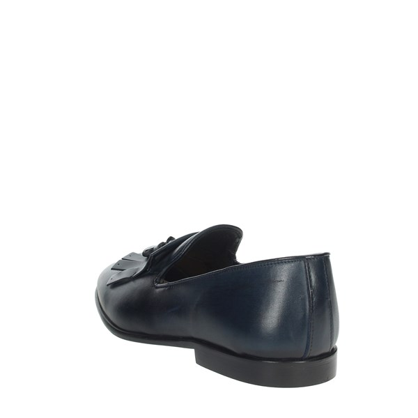 Antony Sander Shoes Loafers Blue 2350