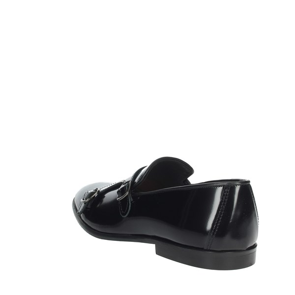 Antony Sander Shoes Brogue Black 2351