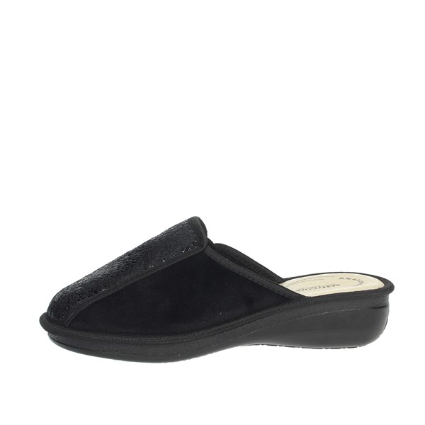 Sanycom Shoes slippers Black 113
