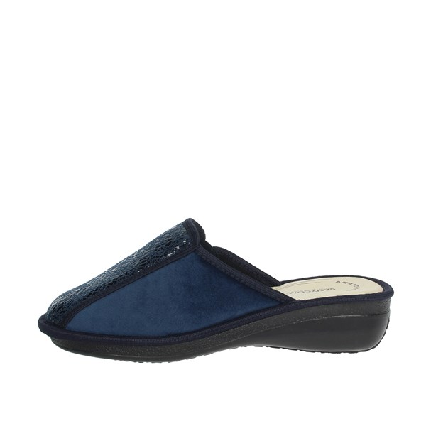 Sanycom Shoes slippers Blue 113