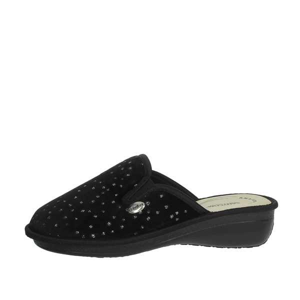 Sanycom Shoes slippers Black 180