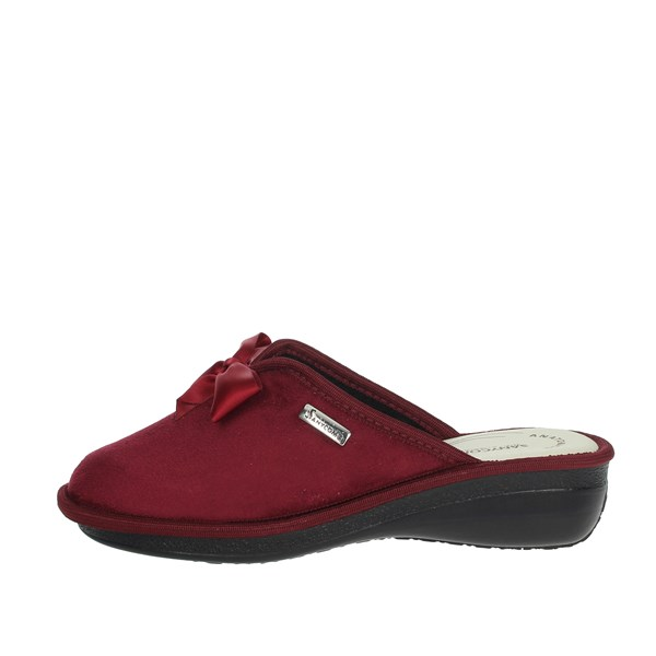 Sanycom Shoes slippers Burgundy 169